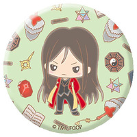 Badge - Fate/Grand Order / Caster & Zhuge Liang (Lord El-Melloi II)