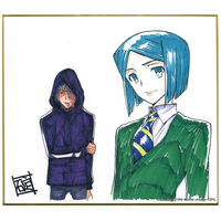 Illustration Panel - Fate/Zero / Waver & Kariya