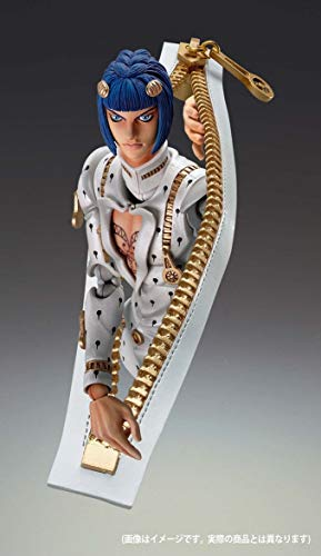 Super Action Statue - Jojo Part 5: Vento Aureo / Bruno Bucciarati
