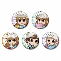 Badge - Hataraku Saibou (Cells at Work!) / Platelet