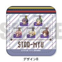 Glass marker - Cable Clip - Star-Myu (High School Star Musical) / Team Hiragi
