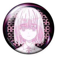Trading Badge - Ultraman Series / Shinjou Akane