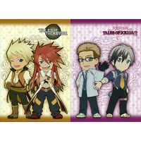 Mini Notebook - Tales of Xillia2 / Guy & Ludger & Julius & Luke