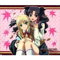 3D Mouse Pad - Fate/stay night / Saber & Rin