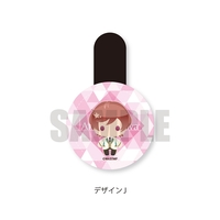 Glass marker - Cable Clip - Star-Myu (High School Star Musical) / Ugawa Akira (Star-Mu)