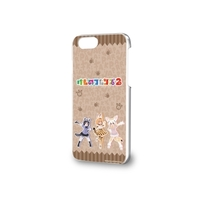 iPhone7 case - iPhone8 case - iPhone6s case - iPhone6 case - Smartphone Cover - Kemono Friends / Fennec & Serval