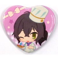 Heart Badge - King of Prism by Pretty Rhythm / Mihama Kouji