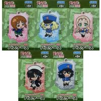 (Full Set) Commuter pass case - GIRLS-und-PANZER / Mary & Miho