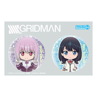 Badge - Ultraman Series / Takarada Rikka & Shinjou Akane