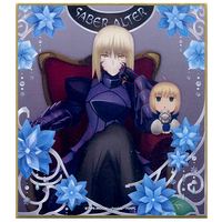 Trading Illustration Card - Fate/stay night / Saber & Saber Alter