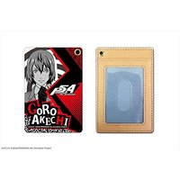Commuter pass case - Persona5 / Akechi Goro