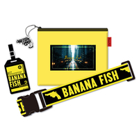 Luggage Tag - BANANA FISH