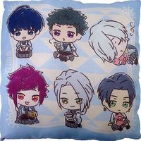 Cushion - A3! / Winter Troupe