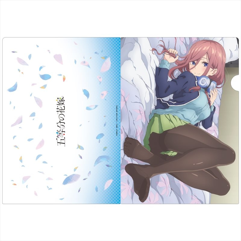 Plastic Folder - Gotoubun no Hanayome (The Quintessential Quintuplets)