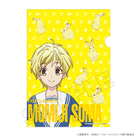 Plastic Folder - Fruits Basket / Souma Momiji