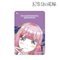 Commuter pass case - Ani-Art - The Quintessential Quintuplets / Nakano Nino