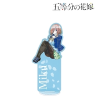 Acrylic stand - Ani-Art - The Quintessential Quintuplets / Nakano Miku
