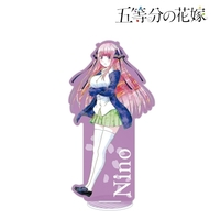 Acrylic stand - Ani-Art - The Quintessential Quintuplets / Nakano Nino