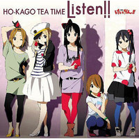 Theme song - K-ON! / Ritsu & Mio & Yui