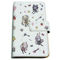 Smartphone Wallet Case for All Models - SHOW BY ROCK!! / Plasmagica