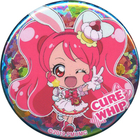 Badge - PreCure Series / Cure Whip