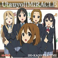 Theme song - K-ON! / Yui Hirasawa