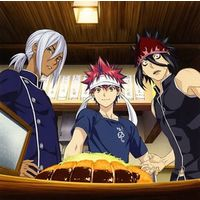 Theme song - Shokugeki no Soma