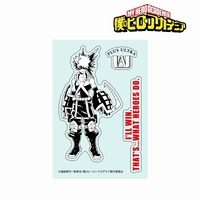 Wall Stickers - My Hero Academia / Bakugou Katsuki