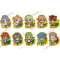 (Full Set) Acrylic Badge - Inazuma Eleven GO