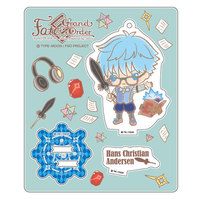 Key Chain - Fate/Grand Order / Hans Christian Andersen (Fate Series)