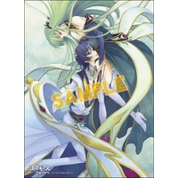 Illustration Panel (acrylic) - Code Geass / Lelouch & C.C.