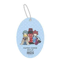 Commuter pass case - Kamen Rider