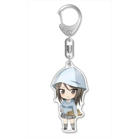 Acrylic Key Chain - GIRLS-und-PANZER / Mika