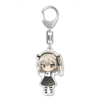 Acrylic Key Chain - GIRLS-und-PANZER / Shimada Arisu