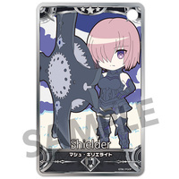 Pic-Lil! - Commuter pass case - Fate/Grand Order / Mash Kyrielight