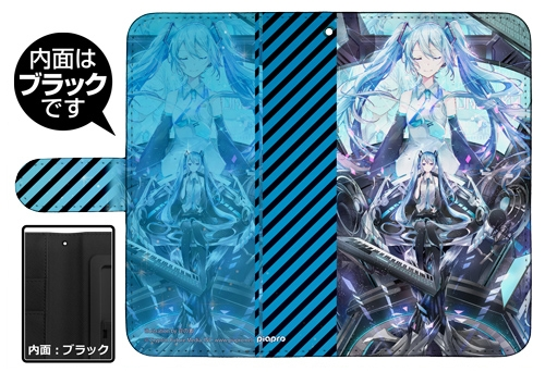 iPhoneX case - Smartphone Wallet Case for All Models - Smartphone Cover - VOCALOID / Hatsune Miku
