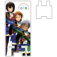 Acrylic stand - Smartphone Stand - King of Prism by Pretty Rhythm / Over The Rainbow