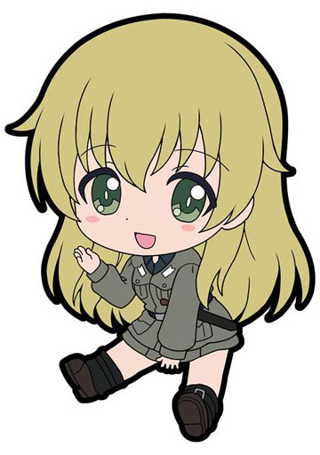 Rubber Strap - GIRLS-und-PANZER / Carpaccio