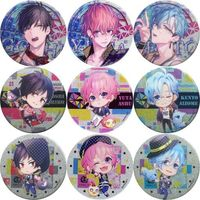 (Full Set) Trading Badge - B-Project: Kodou*Ambitious / Thrive & Ashuu Yuuta & Aizome Kento & Kaneshiro Goushi