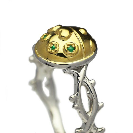 Ring - Jojo Part 5: Vento Aureo Size-15