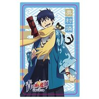 Card Stickers - Blue Exorcist / Rin Okumura