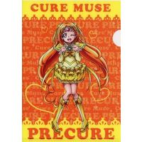 Plastic Folder - PreCure Series / Cure Muse
