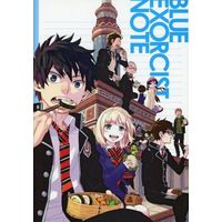Notebook - Blue Exorcist