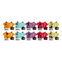 (Full Set) T-shirts - Acrylic stand - Haikyuu!! Size-80mm