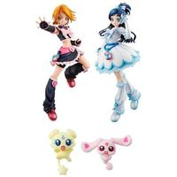 Figure - PreCure Series / Cure White & Cure Black