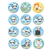 Trading Badge - Sanrio