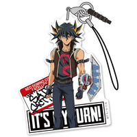 Earphone Jack Accessory - Yu-Gi-Oh! 5D's / Fudo Yusei