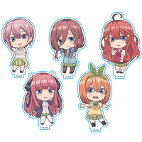 Acrylic stand - The Quintessential Quintuplets