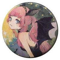 Trading Badge - VOCALOID / Miku & Luka