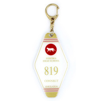Acrylic Key Chain - Haikyuu!! / Nekoma High School